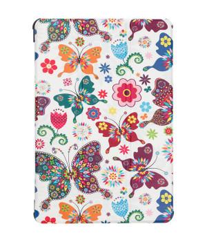 Чехол Galeo Slimline Print для Huawei Mediapad M5 Lite 10 (BAH2-L09) Butterflies