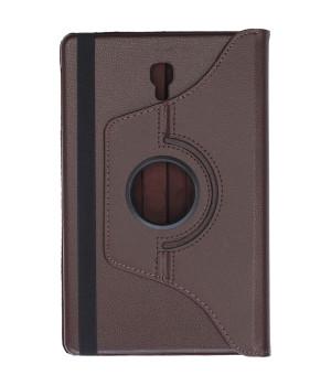 Поворотный чехол Galeo для Samsung Galaxy Tab A 10.5 SM-T590, SM-T595 Brown