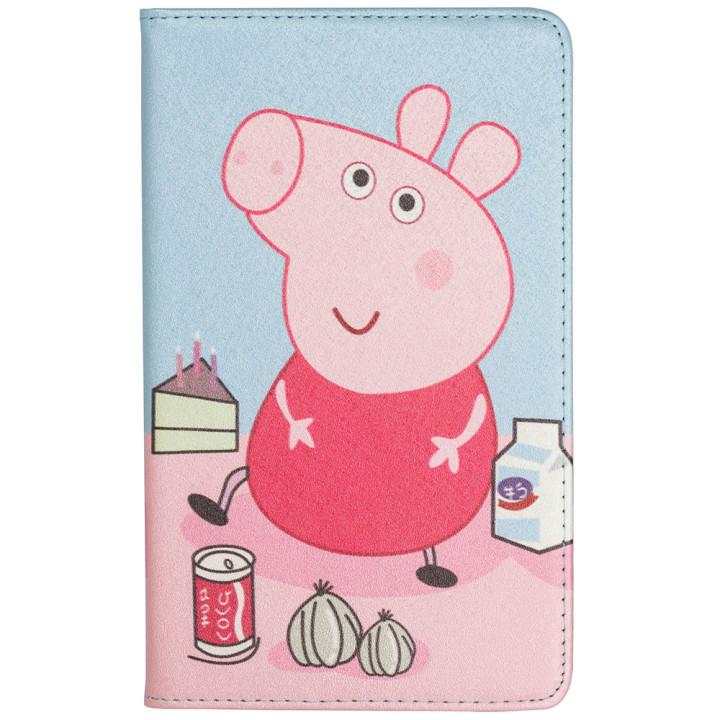 Чехол Galeo Classy Printed Stand для Xiaomi Mi Pad 4 Peppa Pig