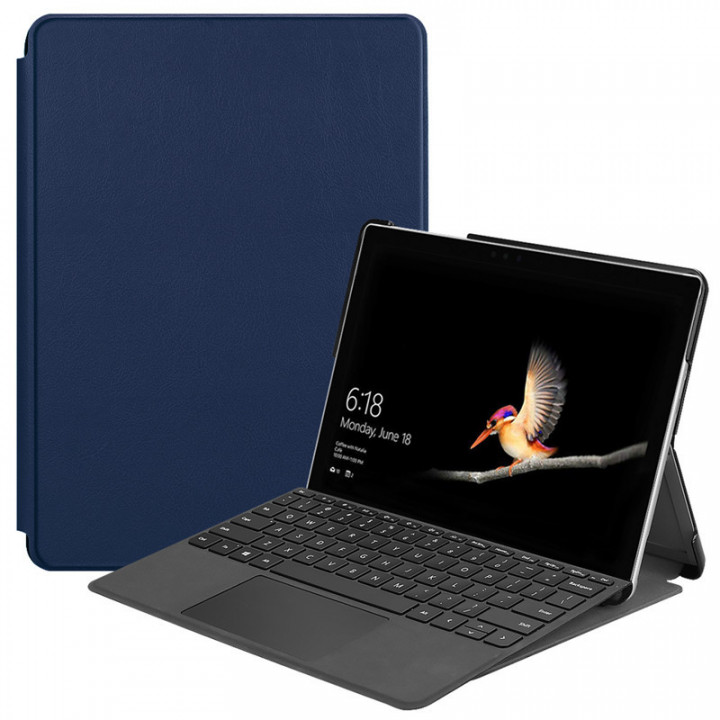 Чехол Galeo Slimline для Microsoft Surface Go / Surface Go 2 (2020) Navy Blue