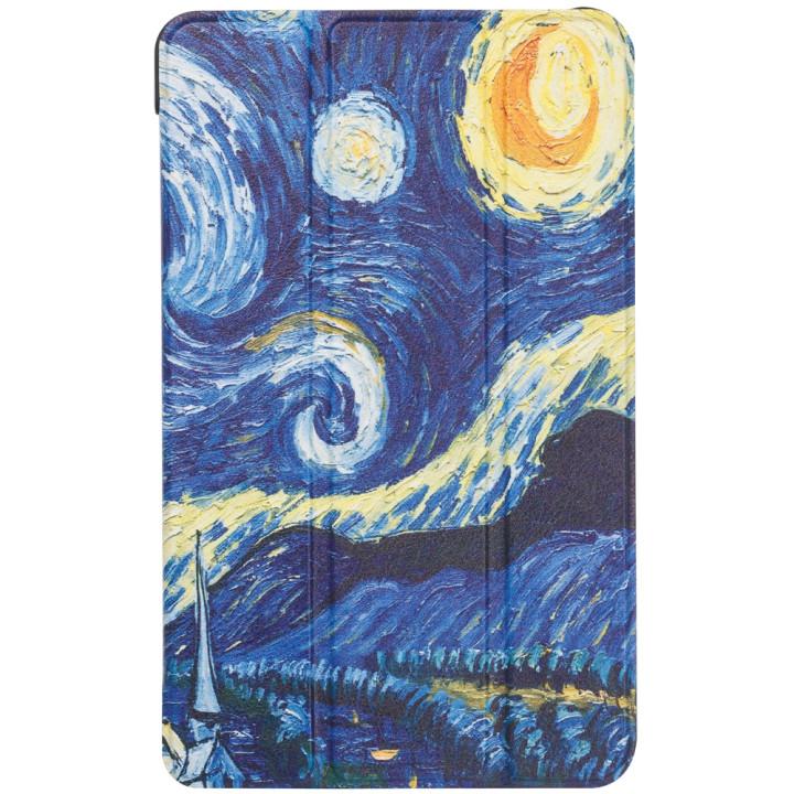 Чехол Galeo Slimline Print для Xiaomi Mi Pad 4 Van Gogh