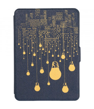 Чехол Galeo Slimline Print для Amazon Kindle Paperwhite City Lights