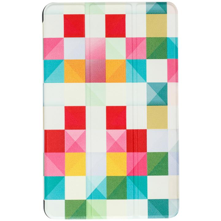 Чехол Galeo Slimline Print для Samsung Galaxy Tab A 10.1 2016 SM-T580, SM-T585 Colour Blocks