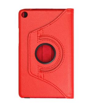 Поворотный чехол Galeo для Xiaomi Mi Pad 4 Red