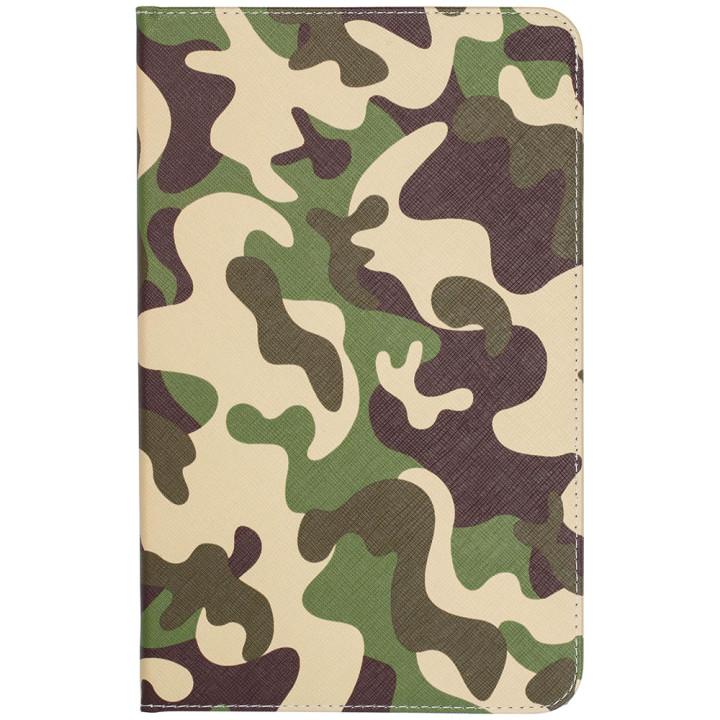 Чехол Galeo Classy Printed Stand для Samsung Galaxy Tab E 9.6 SM-T560, T561 Camouflage