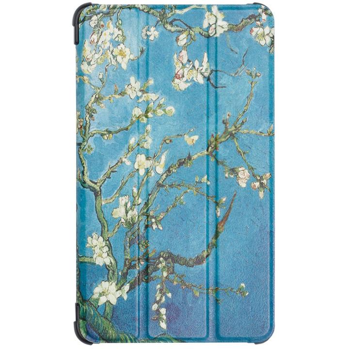 Чехол Galeo Slimline Print для Lenovo Tab E7 TB-7104F, TB-7104I Almond Blossom