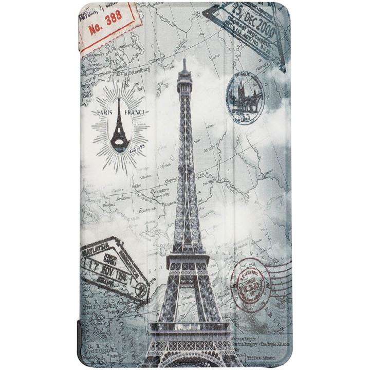 Чехол Galeo Slimline Print для Lenovo Tab E7 TB-7104F, TB-7104I Paris