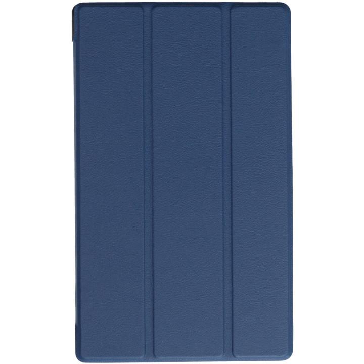 Чехол Galeo Slimline Portfolio для Lenovo Tab E8 TB-8304F Navy Blue