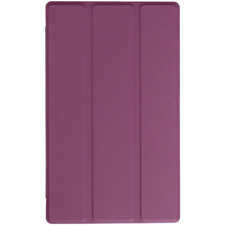 Чехол Galeo Slimline Portfolio для Lenovo Tab E8 TB-8304F Purple