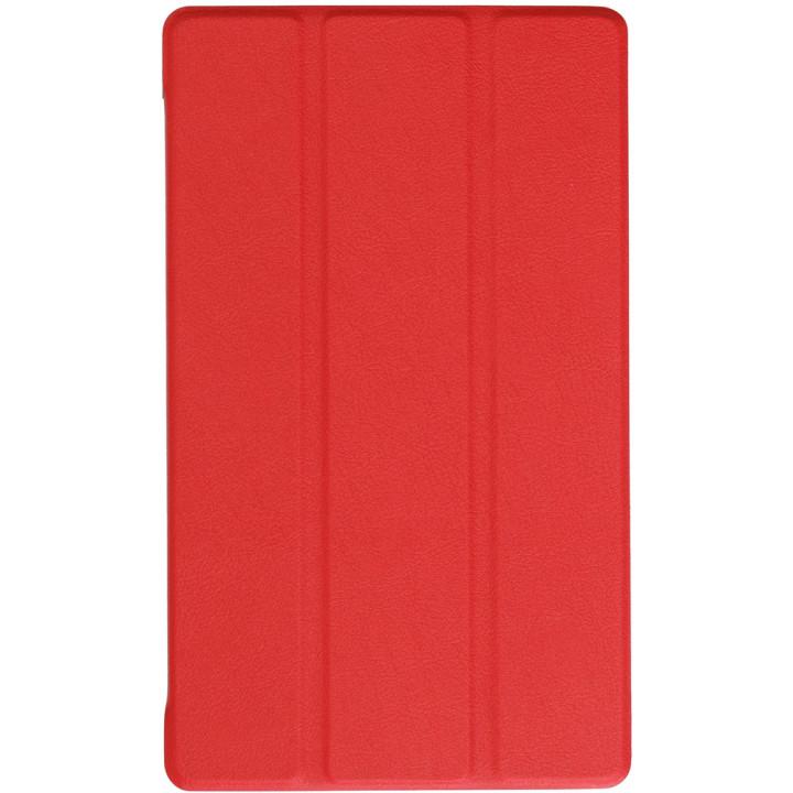 Чехол Galeo Slimline Portfolio для Lenovo Tab E8 TB-8304F Red