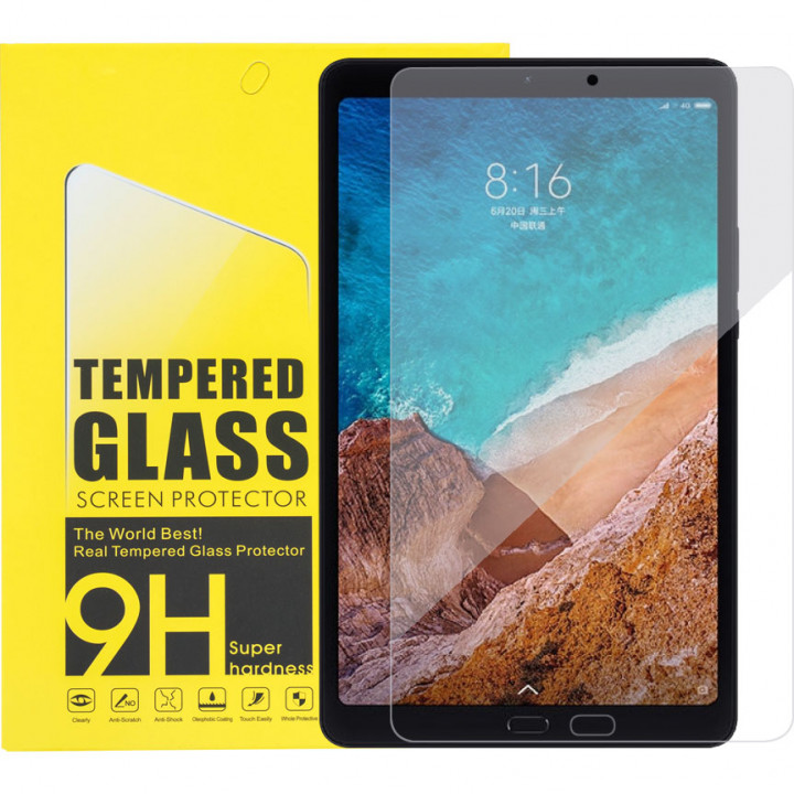 Защитное стекло Galeo Tempered Glass 9H для Xiaomi Mi Pad 4 Plus 10.1""