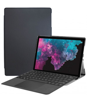 Чехол Galeo Slimline для Microsoft Surface Pro 4 / 5 / 6 / 7 Black