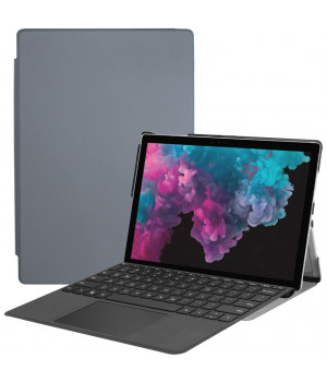 Чехол Galeo Slimline для Microsoft Surface Pro 4 / 5 / 6 / 7 Grey