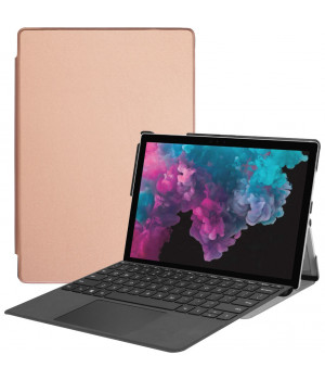 Чехол Galeo Slimline для Microsoft Surface Pro 4 / 5 / 6 / 7 Rose Gold