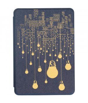 Чехол Galeo Slimline Print для Amazon Kindle Paperwhite 4 (2018) City Lights