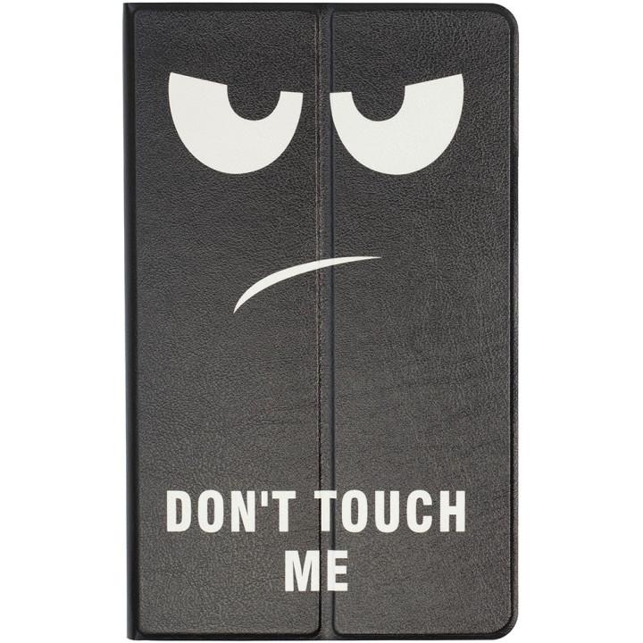 Чехол Galeo Slim Stand для Xiaomi Mi Pad 4 Plus Don't Touch!