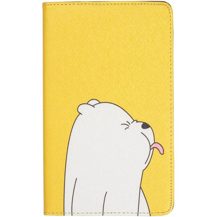 Чехол Galeo Classy Printed Stand для Xiaomi Mi Pad 4 Sly Bear