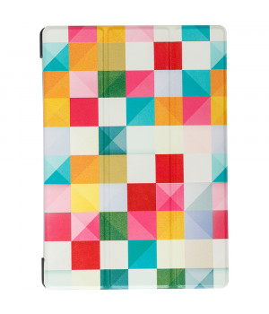 Чехол Galeo Slimline Print для Lenovo Tab 2 A10-70F, A10-70L Colour Blocks