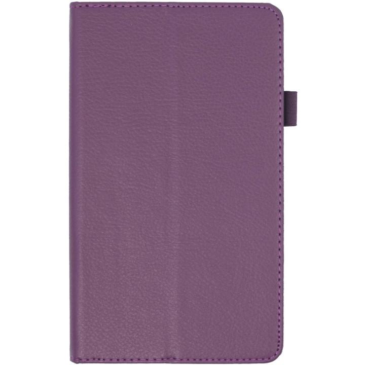 Чехол Galeo Classic Folio для Lenovo Tab E7 TB-7104F, 7104I Purple