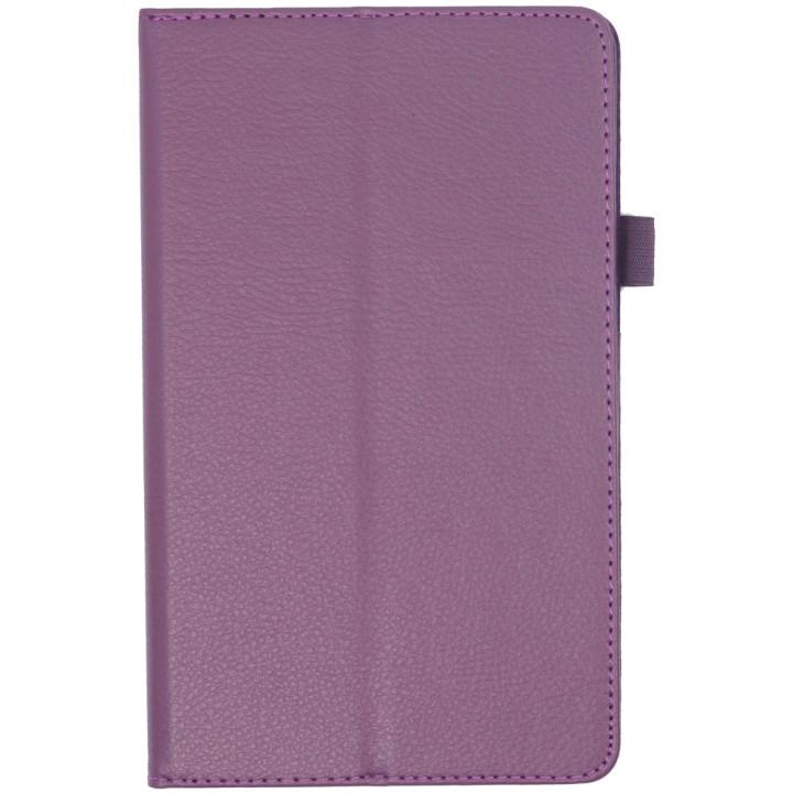 Чехол Galeo Classic Folio для Lenovo Tab E8 TB-8304F Purple