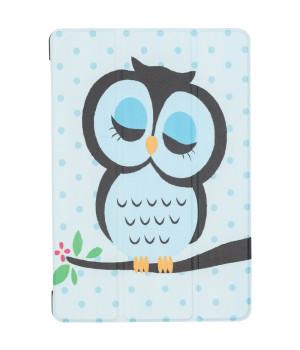 Чехол Galeo Slimline Print для Huawei Mediapad T5 10 (AGS2-L09) Owl