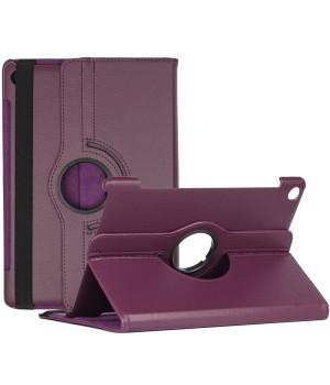 Поворотный чехол Galeo для Huawei Mediapad  M5 10 (CMR-AL09), M5 Pro 10 (CMR-AL19) Purple