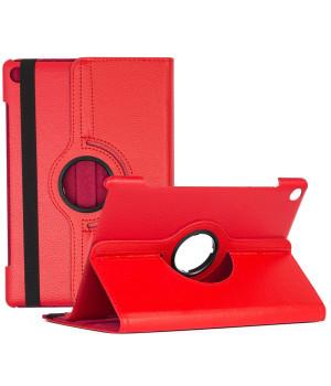 Поворотный чехол Galeo для Huawei Mediapad  M5 10 (CMR-AL09), M5 Pro 10 (CMR-AL19) Red