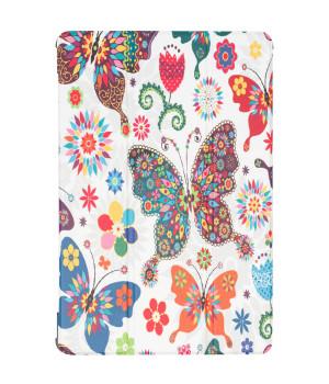 Чехол Galeo Slimline Print для Huawei Mediapad M5 10.8 / M5 Pro 10.8 Butterflies