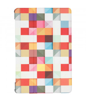 Чехол Galeo Slimline Print для Huawei Mediapad M5 10.8 / M5 Pro 10.8 Colour Blocks