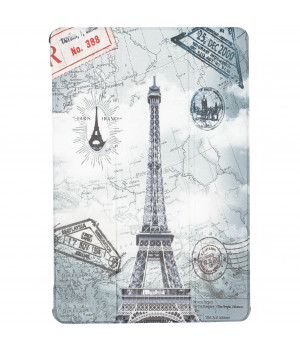 Чехол Galeo Slimline Print для Huawei Mediapad M5 10.8 / M5 Pro 10.8 Paris