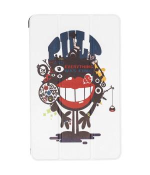 Чехол Galeo Slimline Print для Samsung Galaxy Tab A 10.1 2016 SM-T580, SM-T585 Face