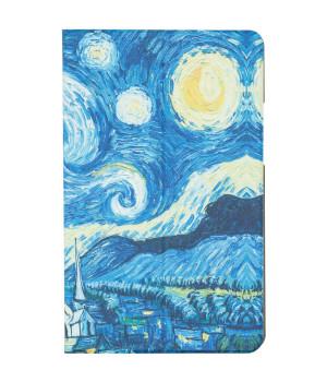 Чехол Galeo Slim Stand для Xiaomi Mi Pad 4 Plus Van Gogh