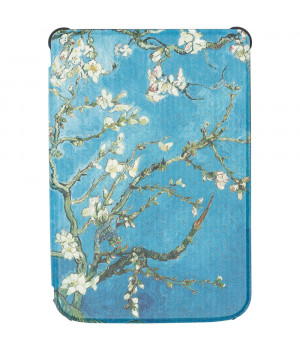 Чехол Galeo TPU Print для Pocketbook 616, 627, 632 Almond Blossom
