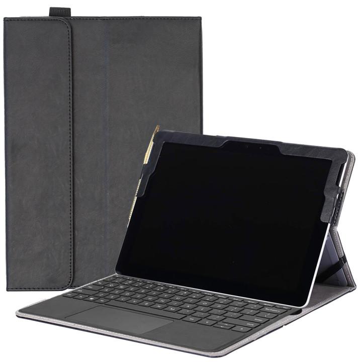 Чехол Galeo SlimBook для Microsoft Surface Go Black