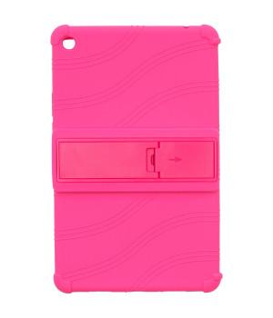 Силиконовый чехол для Xiaomi Mi Pad 4 Plus 10.1 Pink