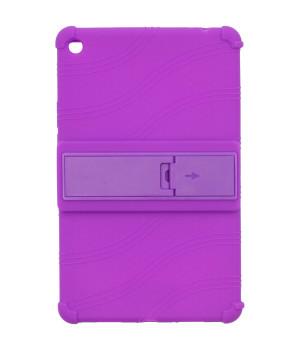 Силиконовый чехол для Xiaomi Mi Pad 4 Plus 10.1 Purple