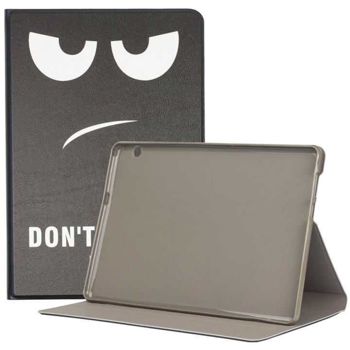 Чехол Galeo Flex TPU Print для Huawei Mediapad T5 10 (AGS2-L09) Don't Touch!