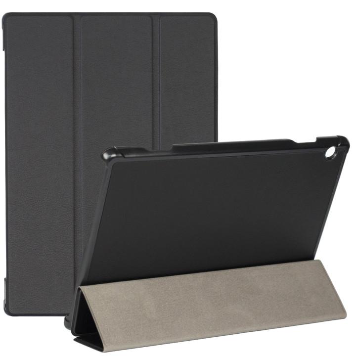 Чехол Galeo Slimline для Lenovo Tab M10 TB-X605F, X605L Black