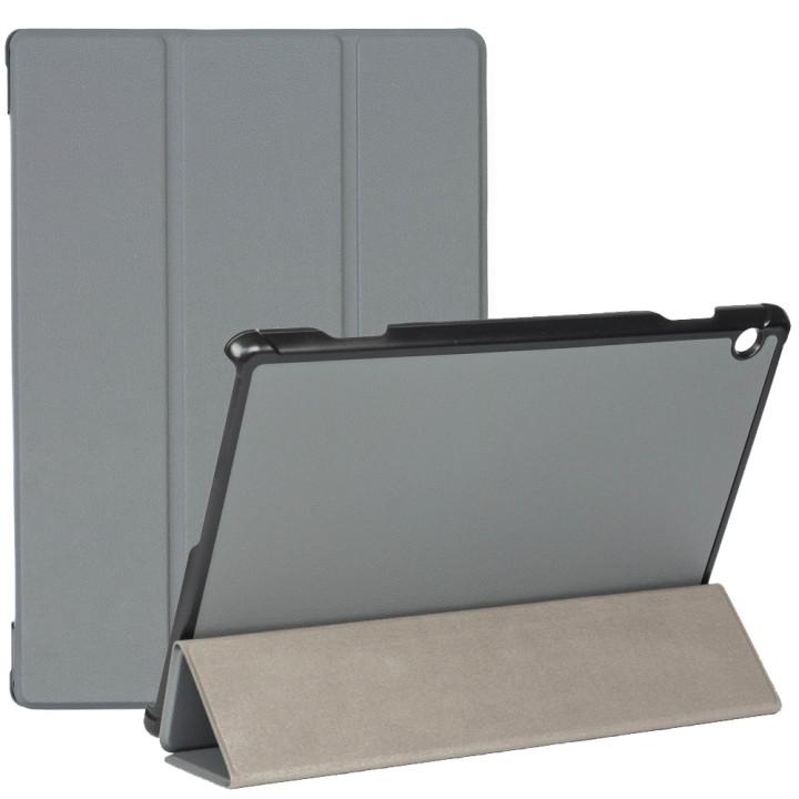 Чехол Galeo Slimline для Lenovo Tab M10 TB-X605F, X605L Grey