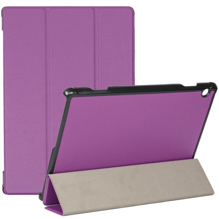 Чехол Galeo Slimline для Lenovo Tab M10 TB-X605F, X605L Purple