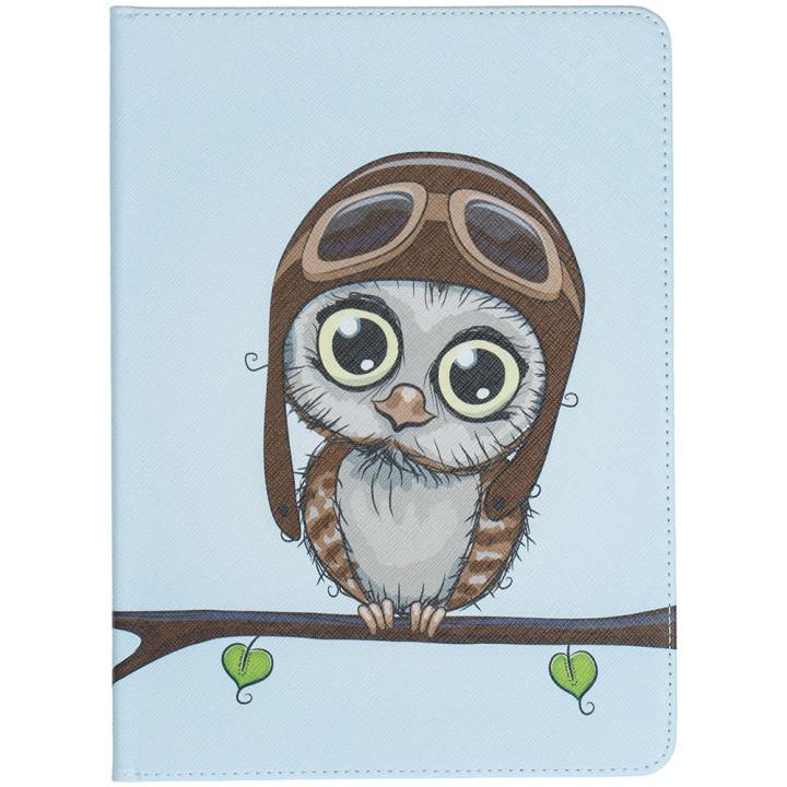 Чехол Galeo Classy Printed Stand для Apple iPad Pro 9.7 Aviator Owl