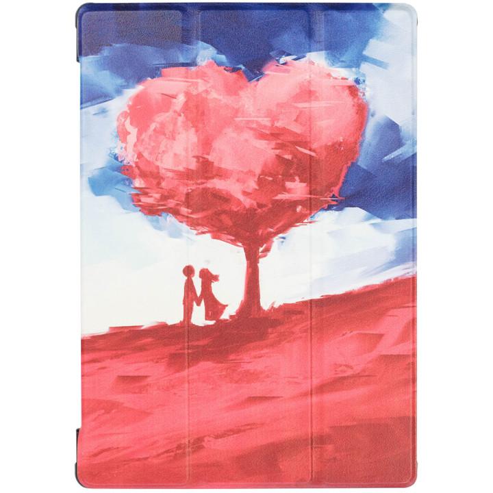 Чехол Galeo Slimline Print для Lenovo Tab E10 TB-X104F Romance