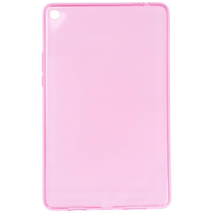 """TPU чехол Galeo для Xiaomi Mi Pad 4 Plus 10.1"""" Pink"""