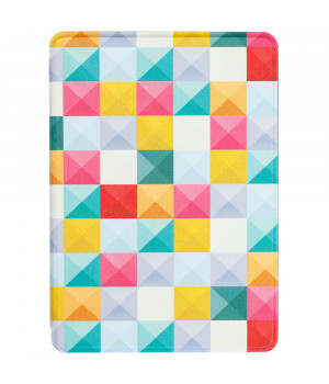 Чехол Galeo Slimline Print для Amazon Kindle All-New 10th Gen. (2019) Colour Blocks