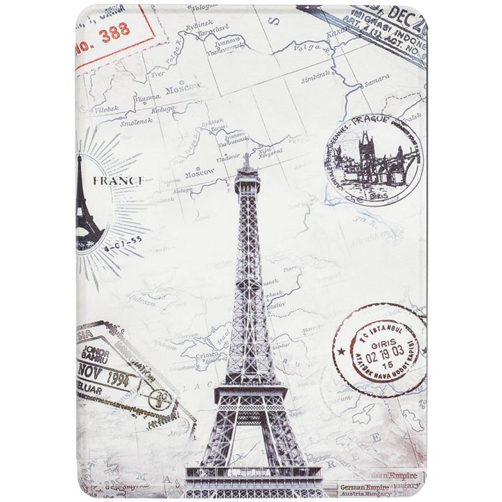 Чехол Galeo TPU Print для Amazon Kindle All-New 10th Gen. (2019) Paris