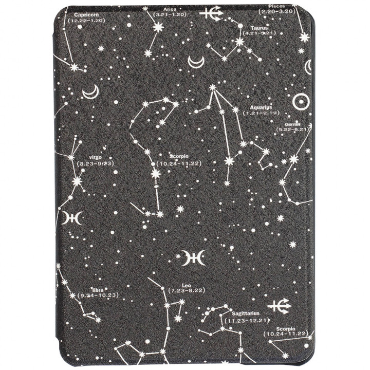 Чехол Galeo TPU Print для Amazon Kindle All-New 10th Gen. (2019) Zodiac