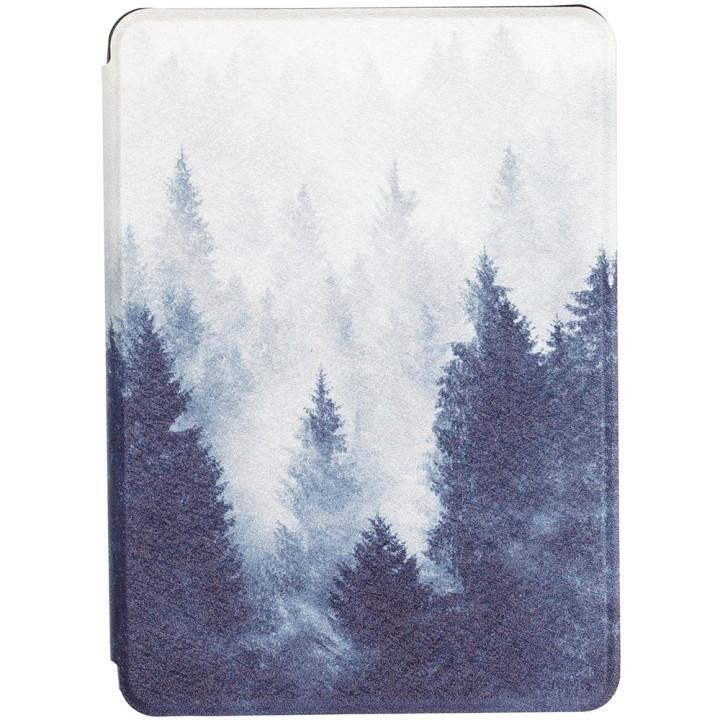 Чехол Galeo TPU Print для Amazon Kindle All-New 10th Gen. (2019) Mountain Wood