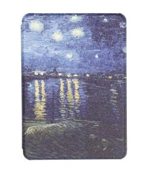 Чехол Galeo TPU Print для Amazon Kindle All-New 10th Gen. (2019) Van Gogh 2