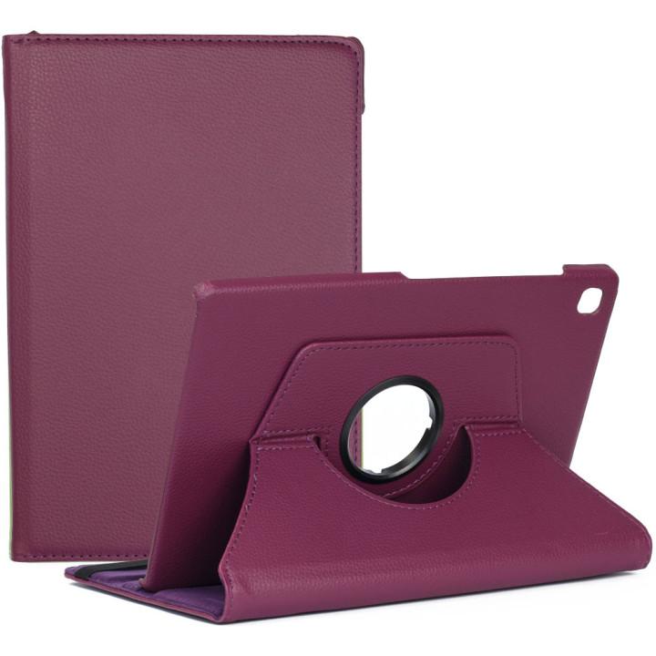 Поворотный чехол Galeo для Samsung Galaxy Tab S5e 10.5 (2019) SM-T720, T725 Purple