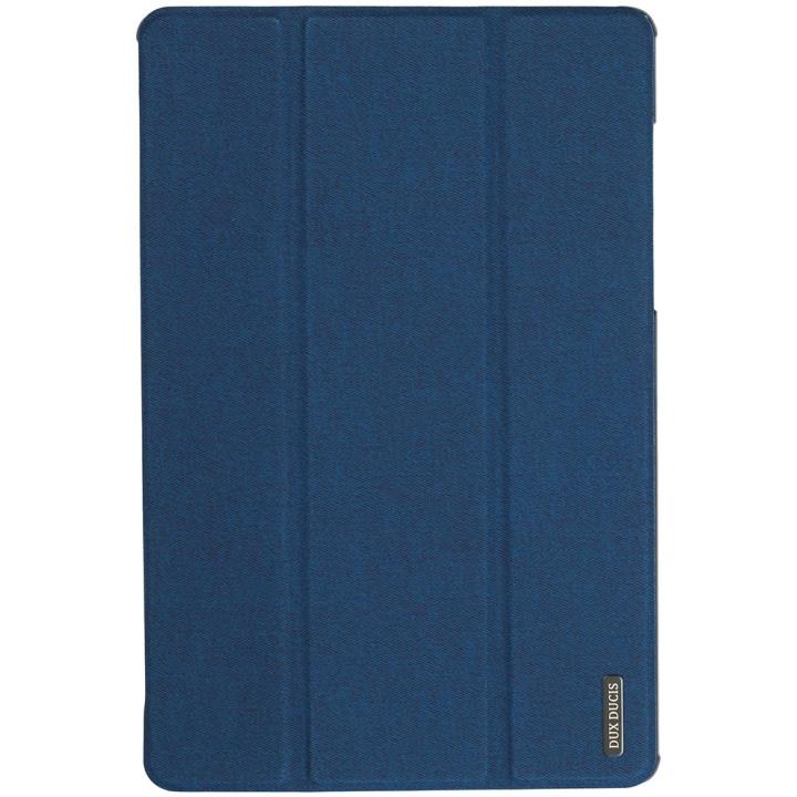 Чехол DUX DUCIS Domo Series для Samsung Galaxy Tab S5e 10.5 (2019) SM-T720, SM-T725 Dark Blue